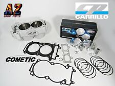 11-14 Polaris RZR XP 900 XP900 Cylinder 93mm CP 11.5:1 Pistons & Cometic Gaskets