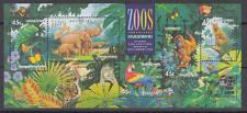 Australien - Michel-Nr. Block 17 I postfrisch/** (Zoo / Gefährdete Tiere)