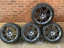 Genuine Audi A7 20 INCH Le Mans Alloy Wheels with Tyres X4