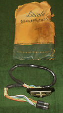 1958 1959 Lincoln Capri Premiere Continental Mark III IV NOS TURN SIGNAL SWITCH