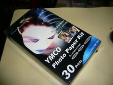 Hi-Touch Photo Paper Pack for 730PL, 730PS, 730, GALA, 30 sheets, 1 cartridge