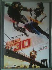Cinema Poster: STEP UP 3D 2010 (One Sheet) Sharni Vinson Rick Malambri