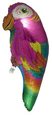 36 Inch Colourful Parrot Shaped Foil Balloon (CS111)