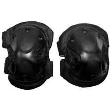 Tactical Knee Protectors Protection Pads Security Guard Paintball Airsoft Black