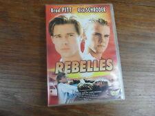 DVD / REBELLES (Across the Tracks) Brad PITT Rick Schroder