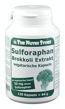 Sulforaphan Kapseln vegetarisch 120 Stk. - PZN: 02848668