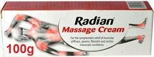 100g Radian Massage Cream 1 2 3 4 Packs