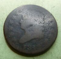 1812 Large Cent   #LC12 cull