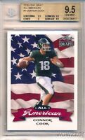 2016 Leaf Draft All American #AA-03 Connor Cook ROOKIE BGS 9.5 GEM MINT Raiders!