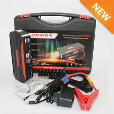Portable 68800mAh USB Car Jump Starter 12V Battery Charger Emergency Power Bank~