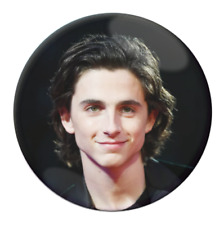 Timothee Chalamet Lipstick MIRROR 58mm  Pocket makeup mirror Lady Bird Timothy