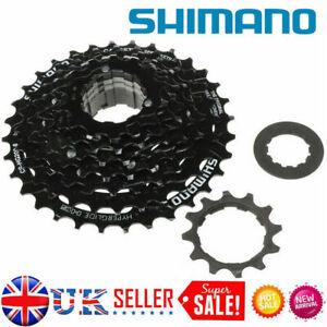 SHIMANO CS-HG200 8/24 Speed MTB Road Bike Cassette Sprocket 14-32T Freewheel UK