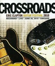 Crossroads Guitar Festival 2010 [New DVD] Super Jewel Box