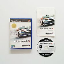 Game / Juego Colin McRae Rally 3 Sony Playstation 2 (Esp) (PS2)