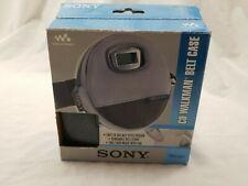 Sony CD Walkman Discman Belt Case Waist Clip Fanny Pack CDCASE4 by Atrac