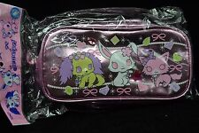 Sanrio Jewelpet Pencil Pouch Pink Shinny