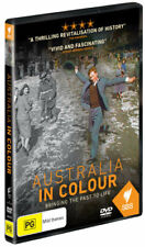 NEW Australia in Colour DVD Free Shipping
