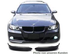 für BMW E90 3er 2005 - 2008 Frontlippe Flap Flaps Frontspoilerlippe Vorne Schürz