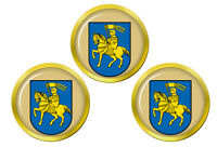 Schwerin (Allemagne) Marqueurs de Balles de Golf