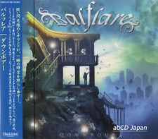BALFLARE - Downpour / New OBI Japan CD 2012 / Melodic Power Metal