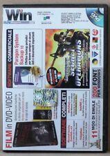 Win magazine allegato redazionale n.133 - dicembre 1999 - paragon system backup