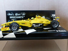 Minichamps 1:43 ralph firman jordan ford EJ13 F1 2003 voiture de course