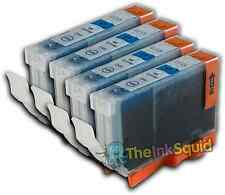 4 Cyan CLI526 Ink Cartridges For Canon Pixma Printer MG5250 MG5320 MG5350 MG6100
