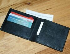Pro Peek Wallet -- high quality leather --plus extra TMGS instructions      TMGS