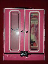 Barbie Ultimate Closet wardrobe carry case