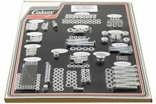 Colony Stock Complete Engine Hardware Bolt Cadmium Set Kit Harley Ironhead XLCH