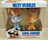 Funko Wacky Wobbler Dumb and Dumber Movie Talking Harry & Lloyd Bobblehead