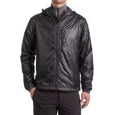 Nwt Mens Brooks-Range Mountaineering Light Breeze Jacket in Black sz S