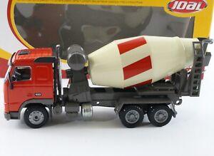Volvo FH12-420 Cement Mixer Construction Vehicle Joal 1:50 336
