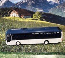 "Reitze 65820 H0 -  Lions regio "" Wiener Lokalbahnen""  bus.  UK £16.00 post free"