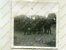 Foto, Panzer-Nachrichten-Kp. 90, Abfahrt zum Polenfeldzug, Prag,  20837