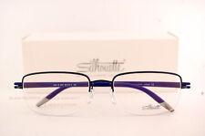 New Silhouette Eyeglass Frames SPX Signia Nylor 5420 6057 Blue Men Size 56