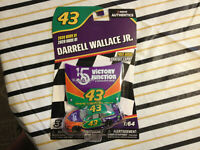2019 Darrell Wallace Jr. #43 Victory Junction Throwback 1:64 Diecast (NIP)
