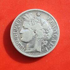 Angebot Frankreich: 2 Francs 1894-A Silber, Ceres,  KM# 817.1 , F# 2226, SS-VF