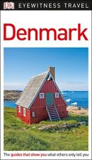 DK Eyewitness Travel Guide Denmark 4th Ed by Various Paperback