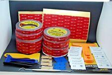 3M ™ VHB ™ 5952 conjunto de cinta de doble cara, almohadillas de preparación, Pinzas, Cuchillas, anuncios múltiples