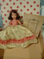 Nancy Ann Storybook Doll - Dolls of the Month Series-197 November -Bisque