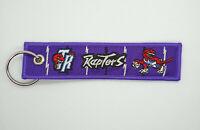 Toronto Raptors Lanyard purple dino