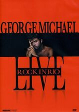 George Michael: Live - Rock in Rio (2012, DVD NEW)