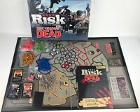 Risk The Walking Dead Survival Edition Complete Risk  Board Game