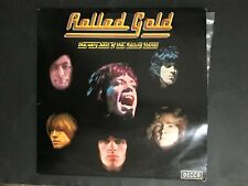 ROLLING STONES L.P DOUBLE RECORD - ROLLED GOLD
