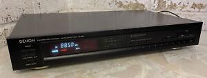 Denon TU-560L - FM AM Stereo Tuner - Hi-Fi Separate- Programmable