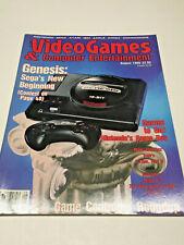 Video Games & Computer Entertainment Magazine - August 1989 - Great Shape