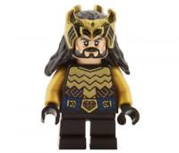 NEW LEGO® HOBBIT™ king under mountain Thorin Oakenshield minifigure figure 79002