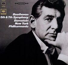 Beethoven: Symphonies Nos. 5 in C Minor, Op. 67, & 7 in A Major, New Music