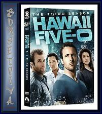 HAWAII FIVE O - COMPLETE SEASON 3     **BRAND NEW DVD **